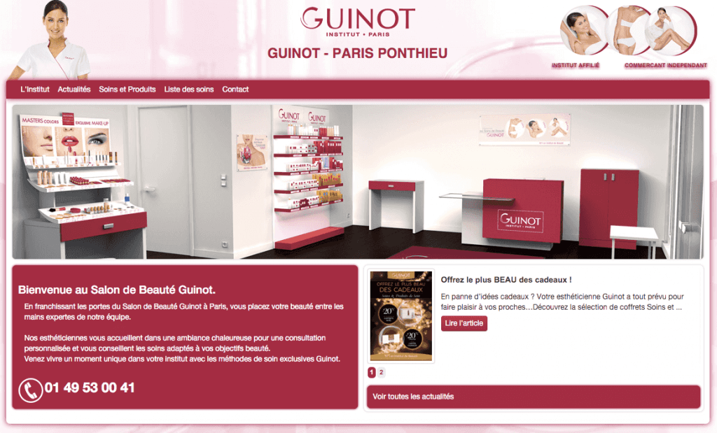 mini-site-guinot